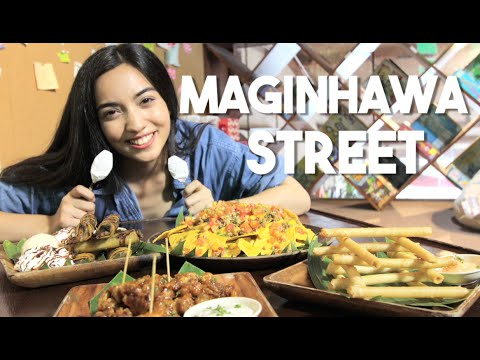 The Best Food Strip in the Philippines (Maginhawa Street FoodTrip)