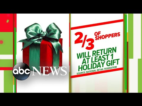 Donnie McClurkin - WATCH! Gift cards, returns and more ways to exchange holiday gifts