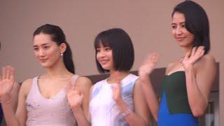 映画『海街diary』カンヌ国際映画祭レッドカーペット(その5)