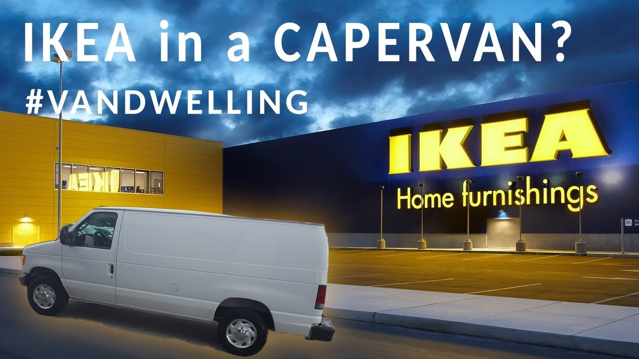 IKEA Furniture for a Campervan #Vandwelling