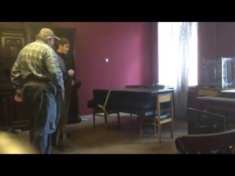 Перевозка пианино рояля в Санкт-Петербурге Спб