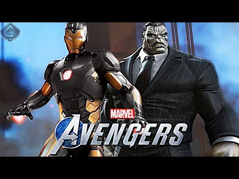 Marvel's Avengers Game - Alternate Suits Confirmed, New Gameplay Details and More!