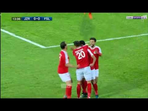 Al Jazeera Amman (Jor) 1 - 1 Al-Faisaly Amman (Jor) AFC Cup - Play Offs 07.05.2018