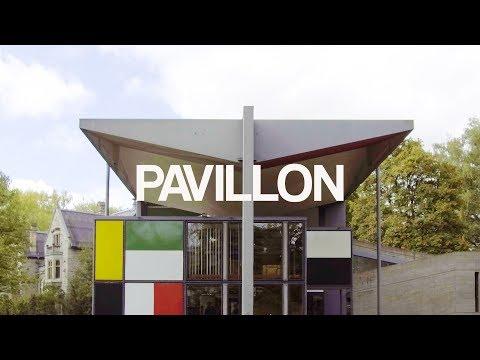 PAVILLON I LE CORBUSIER I A WALK THROUGH IN 4K