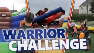 WARRIOR CHALLENGE CONTRE LEVY !