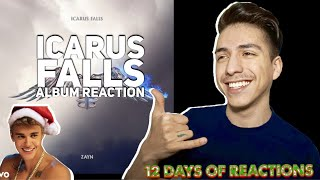 12 DAYS OF REACTIONS! DAY TEN! ZAYN#39S ICARUS FALLS#39 Album Reaction