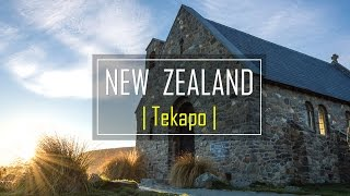 Tekapo, The perfect spot for stargazing | New Zealand | in 3 mins
