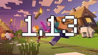 Robimy mapkę hack'n'slash w Minecraft 1.13!