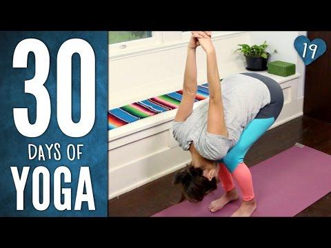 Day 19 - Breath & Body Practice - 30 Days of Yoga