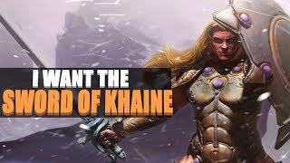 Sigvald Wants the Sword of Khaine - Warhammer 2 Mortal Empires Livestream #2