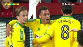 James Maddison, Goals and Assists, Norwich City 2017-18 So Far