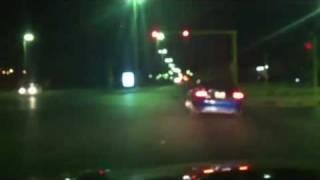 Drift vs. Police  Mustang drifting