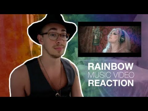 RAINBOW MUSIC VIDEO REACTION