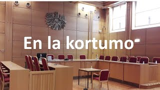 [#290] La tribunalo | Court trial | This is how Esperanto sounds like
