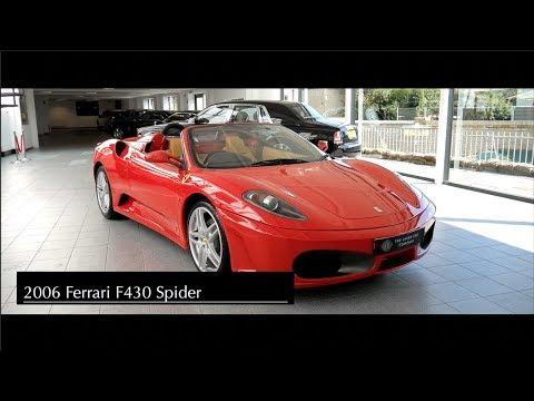 2006 Ferrai F430 Spider
