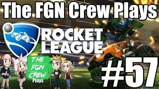 The FGN Crew Plays: Rocket League #57 - Spring Fever
