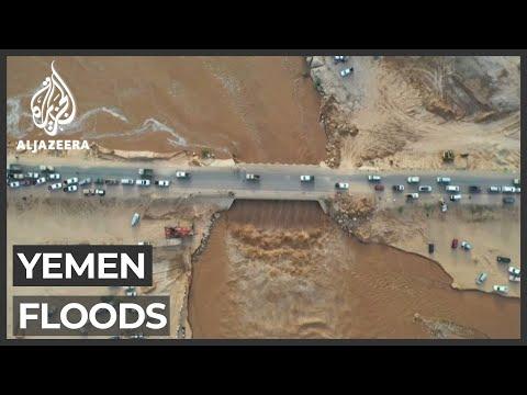 Several killed in Yemen floods