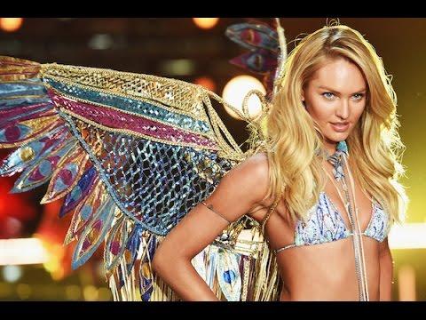 Candice Swanepoel Victoria's Secret Runway Walks (2007-2015) HD