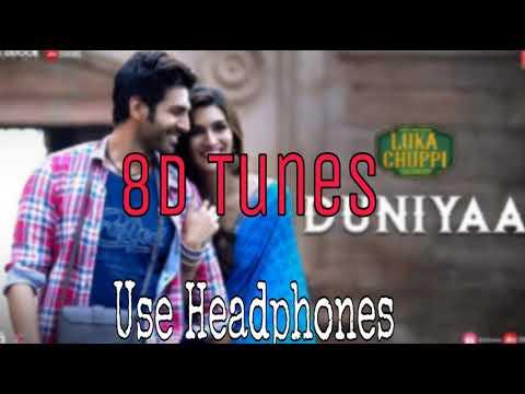 Duniya luka chuppi 8D audio 2019 - YouTube