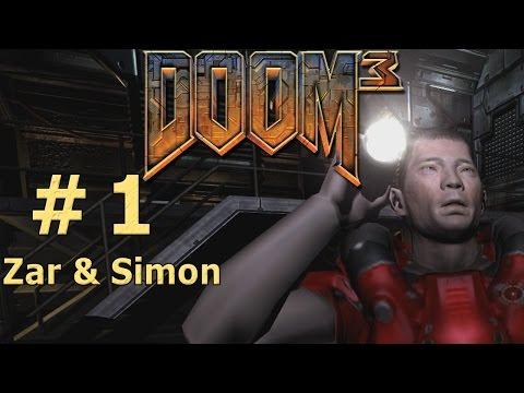 Doom 3 with Zar & Simon - Episode 1