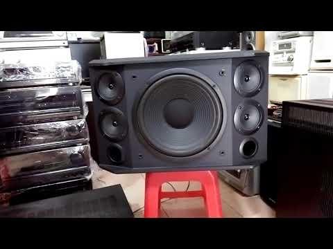 Loa Karaoke SAS S-500 Giật ReMix