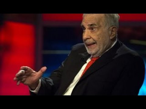 Is Carl Icahn serious about being Secretary of the Treasury?