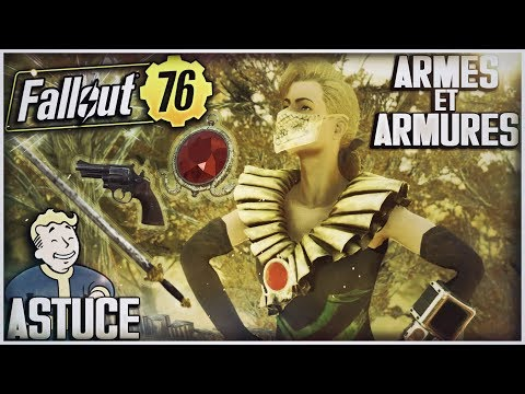 THE BEST WEAPON AND ARMOR TO START THE GAME ! ☢ | FALLOUT 76 TIPS