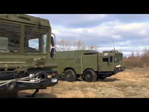 Russian army. Complex Bastion. Defense of the Baltic fleet