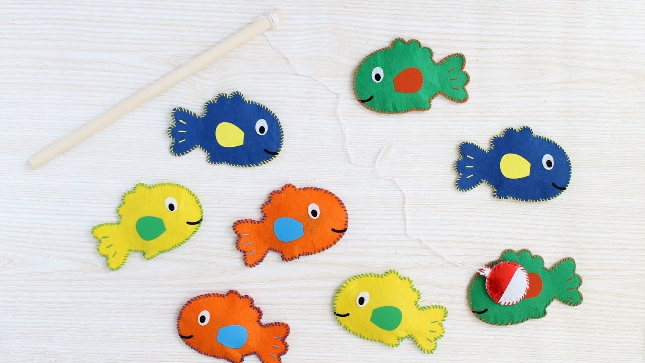 Download Magnetic Fishing Game With The Cricut Easypress 2 The Country Chic Cottage