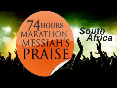 74 HOURS MARATHON MESSIAH'S PRAISE_ South Africa