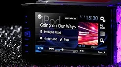 Pioneer MVH-AV290BT Double DIN Bluetooth Radio - No CD Slot!!!