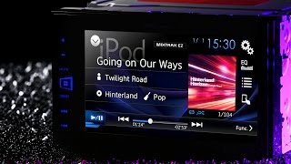Pioneer MVH-AV290BT Double DIN Bluetooth Radio - No CD Slot!!!