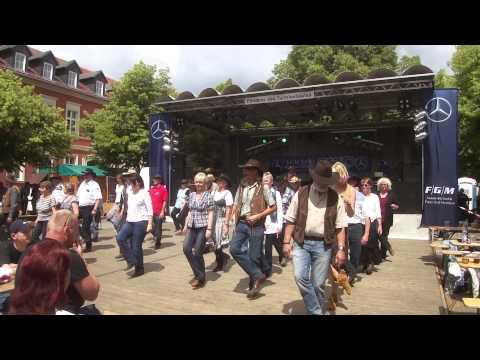 Four Corner - Linedance