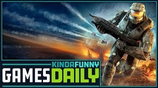 Halo TV Show Coming to Showtime - Kinda Funny Games Daily 06.28.18