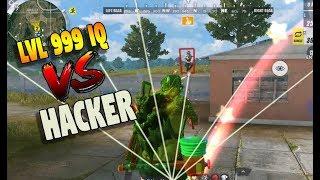 HACKER!! VS LVL 999 IQ PLAYS GOD OF AKM!!?? (Rules of Survival: Battle Royal)