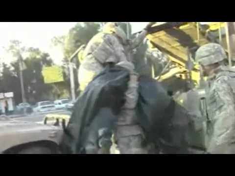 Abuse of Iraqis by American/Allied Troops