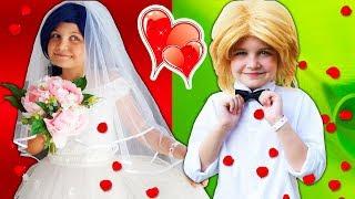 Свадьба Ледибаг и Суперкота / Marinette and Adrian's wedding