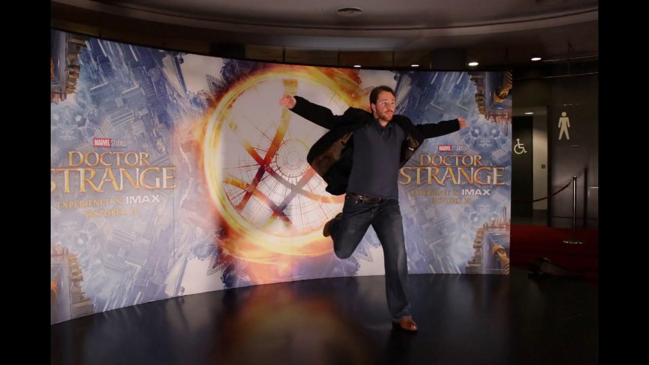 47d29d546b Me in Doctor Strange promo :D