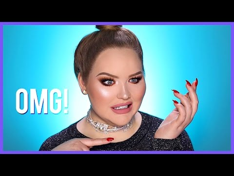 Thumbnail: FULL FACE USING ONLY THE OPPOSITE HAND MAKEUP Challenge | NikkieTutorials