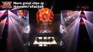 matt cardle sings the first time ever i saw your face the x factor live show 5 itvcomxfactor
