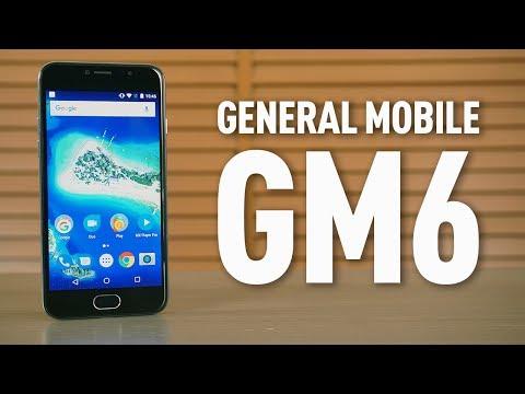 General Mobile GM6 incelemesi