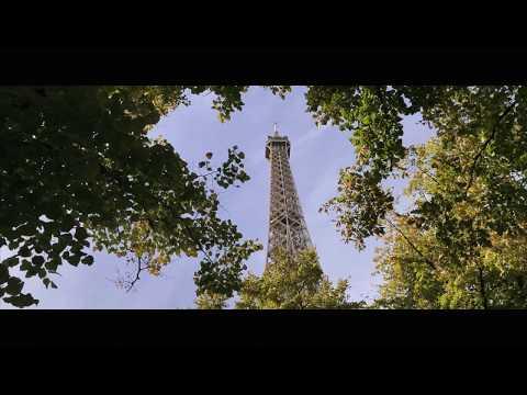 PARIS in 3 days - iPhone 8 Plus 4K Cinematic Video Footage FilmicPro