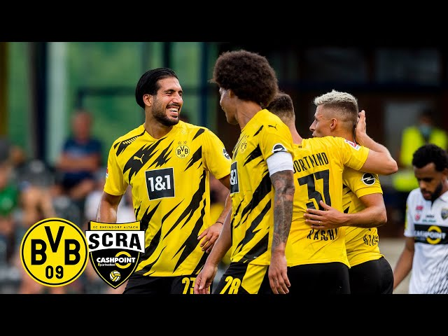 Alle Tore & Highlights | BVB - SCR Altach 6:0