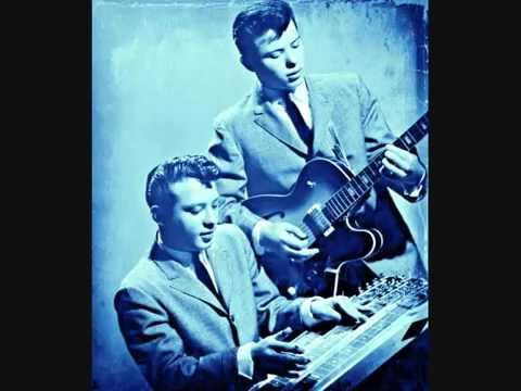 Love Lost ~ Santo & Johnny  (1960)