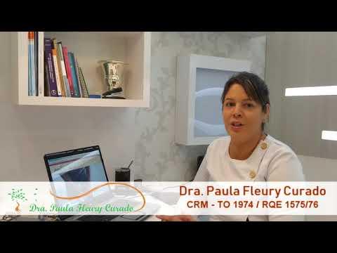 Dra  Paula Fleury Curado -  Geriatra -  Palmas  - Tocantins