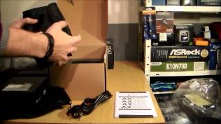 corsair ax750 unboxing and quick review