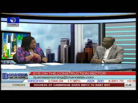 Engineer Berates Low Performance of Construction Sector In Nigeria Pt 4