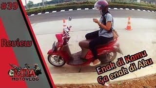 Review Oleh Cewek Saat Di Bonceng Naik Honda Sonic 150R