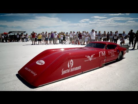 Bonneville: The Great American Playground - The Downshift Episode 13