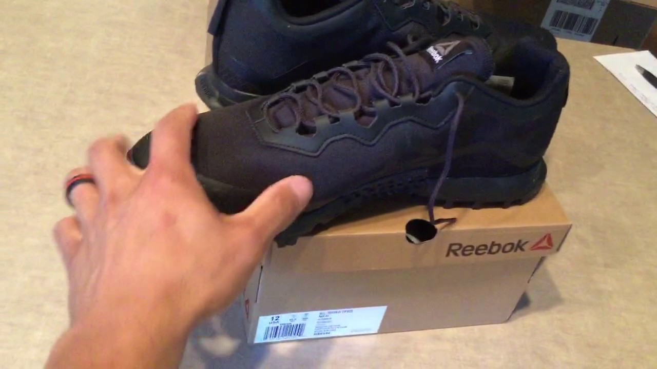 044c8b5dfad Reebok All Terrain Craze Running Obstacle Shoes - YouTube